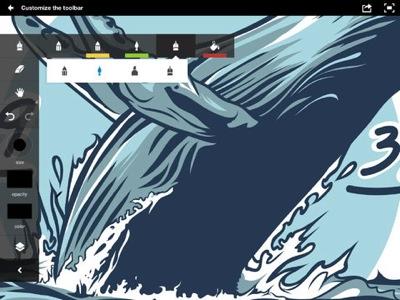 iPadアプリ「Adobe Ideas」が850円→無料!手に入れるならいつ?今でしょ!