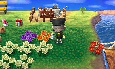 青いバラを咲かせよう!