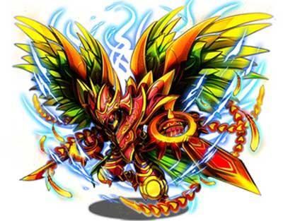 炎の魔剣士(フェニックスナイト・ホムラ)究極進化(中華版)