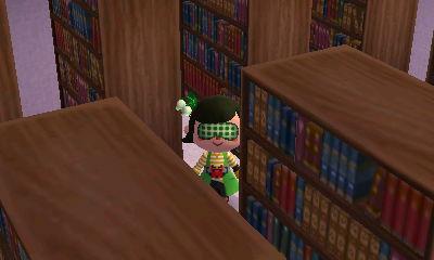 本棚がたくさん!