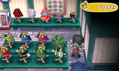 【とびだせ どうぶつの森】獣電戦隊キョウリュウジャースーツ6人分こしらえました!