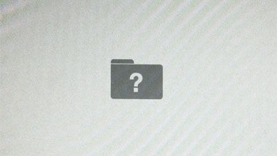 MacBook AirのSSDが突然壊れた