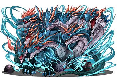 八界蛇神・ヤマタノオロチ